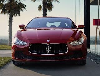 Maserati Ghibli Safety