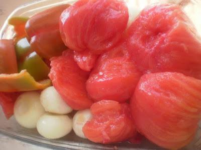 Kako jednostavno oguliti rajčice / Easiest way to peel tomatoes