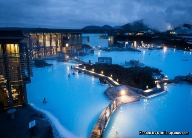Hotel Blue Lagoon, Iceland