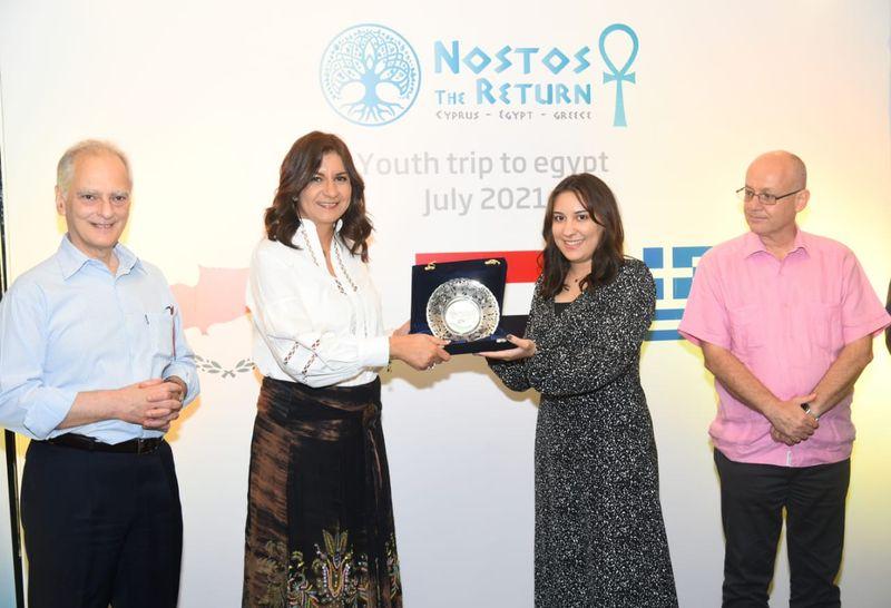 doryforos europa: Αναστασία Κερασοβίτη: Η Πρόεδρος της Παγκόσμιας Νεολαίας  Θεσσαλών