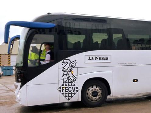 URGENTES: Autobús a La Nucía
