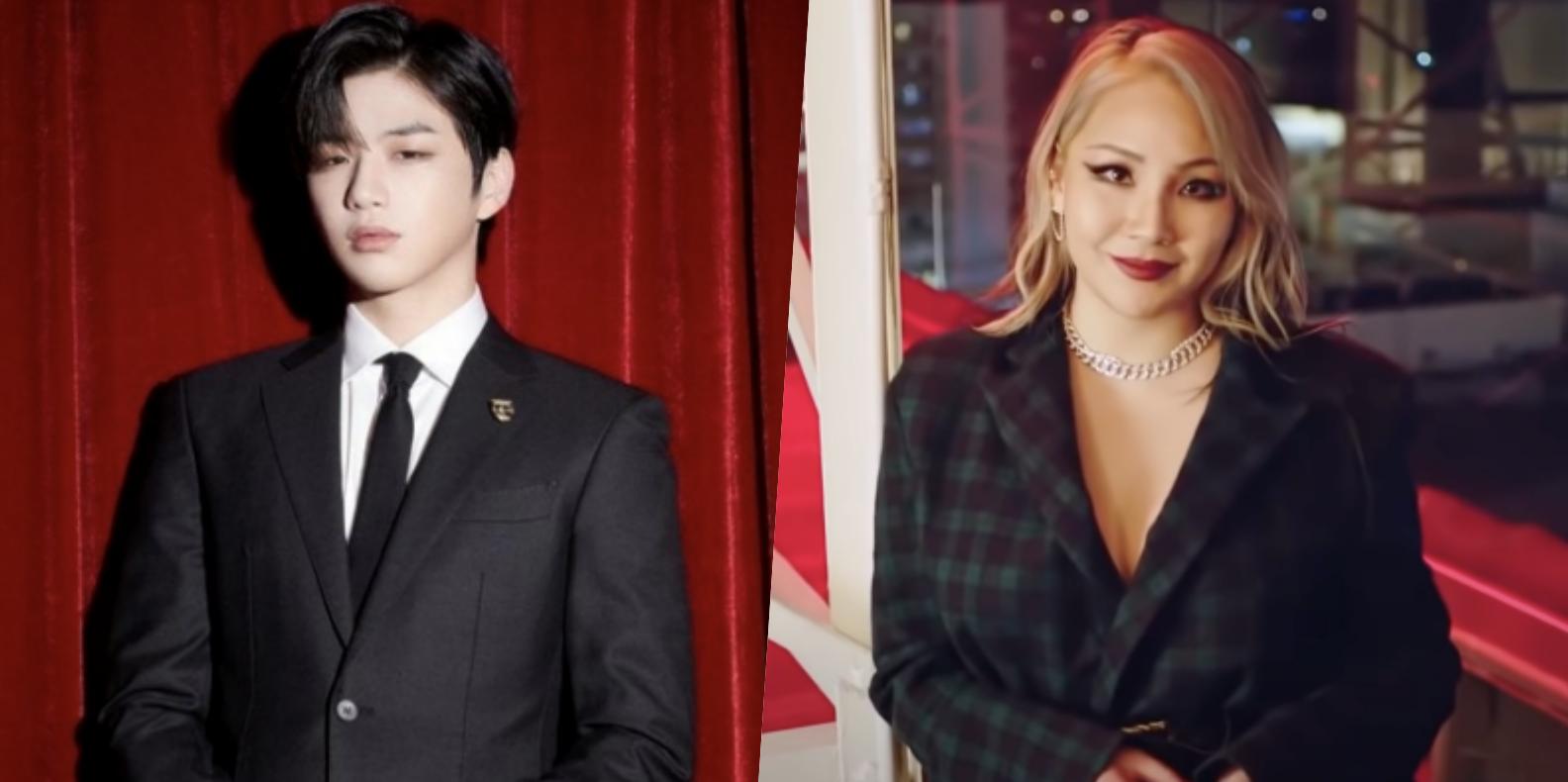 CL y Kang Daniel, Konnect Entertainment