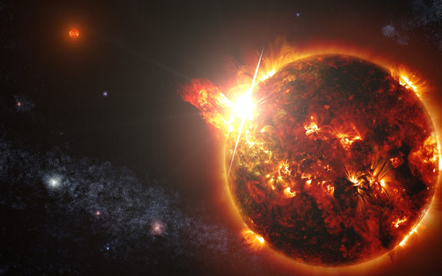 New research explores how super flares affect planets' habitability