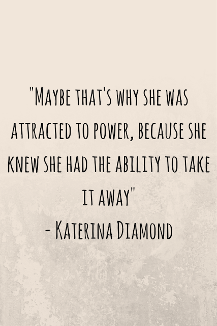 Review of 'The Secret' by Katerina Diamond