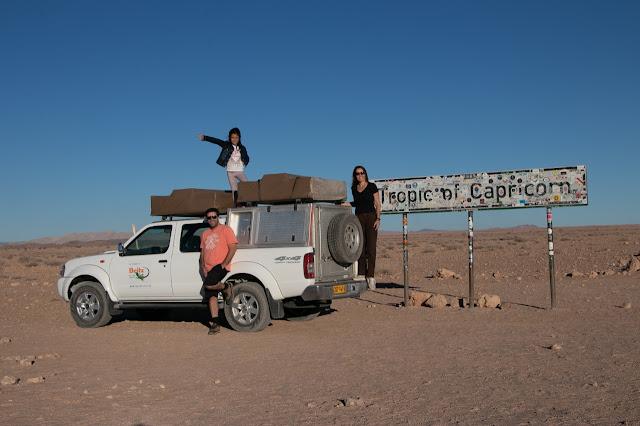 Namíbia