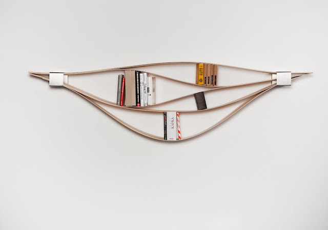 Innovative Bookshelves and Coolest Bookcases (15) 11