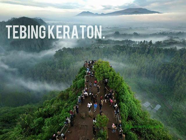 Wisata Tebing Keraton