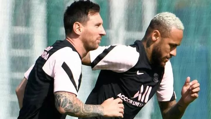 Messi & Neymar left out of PSG's squad for Ligue 1 clash with Brest