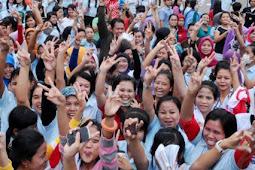 Berapa UMK Jakarta 2020? Berikut Perhitungannya