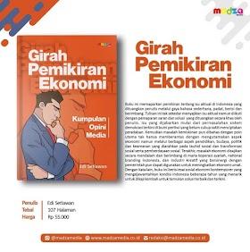 Rekomendasi Buku: Girah Pemikiran Ekonomi - Edi Setiawan