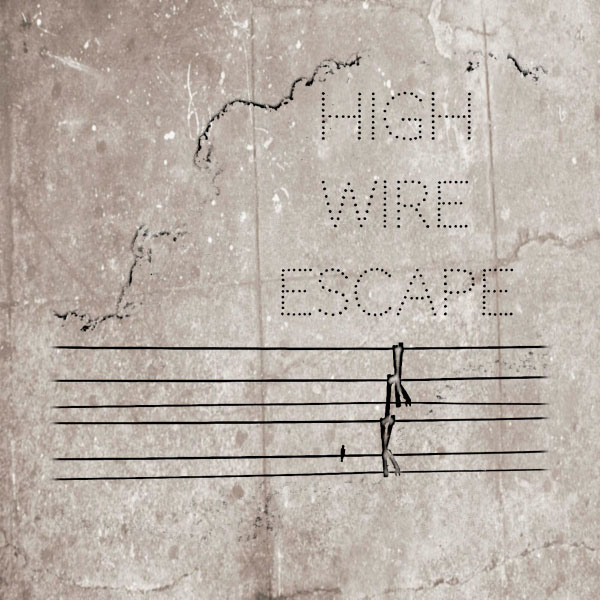 "High Wire Escape stream debut song ""Bloodshot Eyes"""