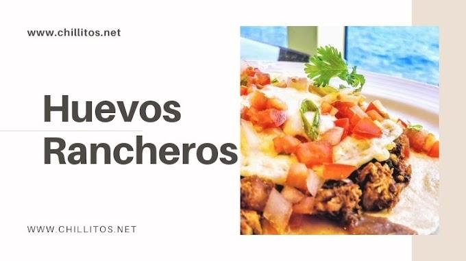 Huevos Rancheros -By Chillitos