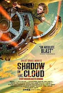 Shadow in the Cloud 2021 Full Movie Download 720p 480p 123movies, fmovies, filmyzilla, 1337x, hotstar, filmywap, Shadow in the Cloud Full Movie Watch Online