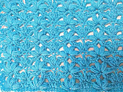 2 - Crochet Imagen Puntada a crochet linda para mantas y cobijas por Majovel Crochet