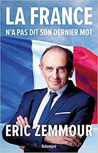 [ACHETER ICI]  ►  N° 1 des ventes : La France n'a pas dit son dernier mot / Broché – Livre grand format - 21,90€