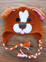 http://not2latetocraft.blogspot.com.es/2014/11/barret-gos-de-ganxet-crochet-dog-hat.html