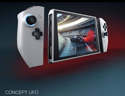 Dell company comes with a great product called alienware concept UFO