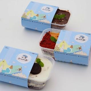 Dessert box honabelle