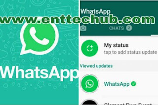 How to download whatsapp status to your phone gallery