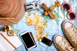 perjalanan wisata