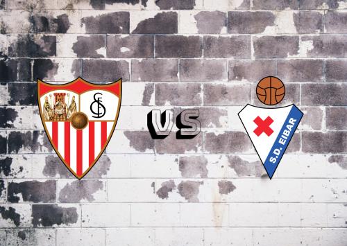 Sevilla vs Eibar  Resumen