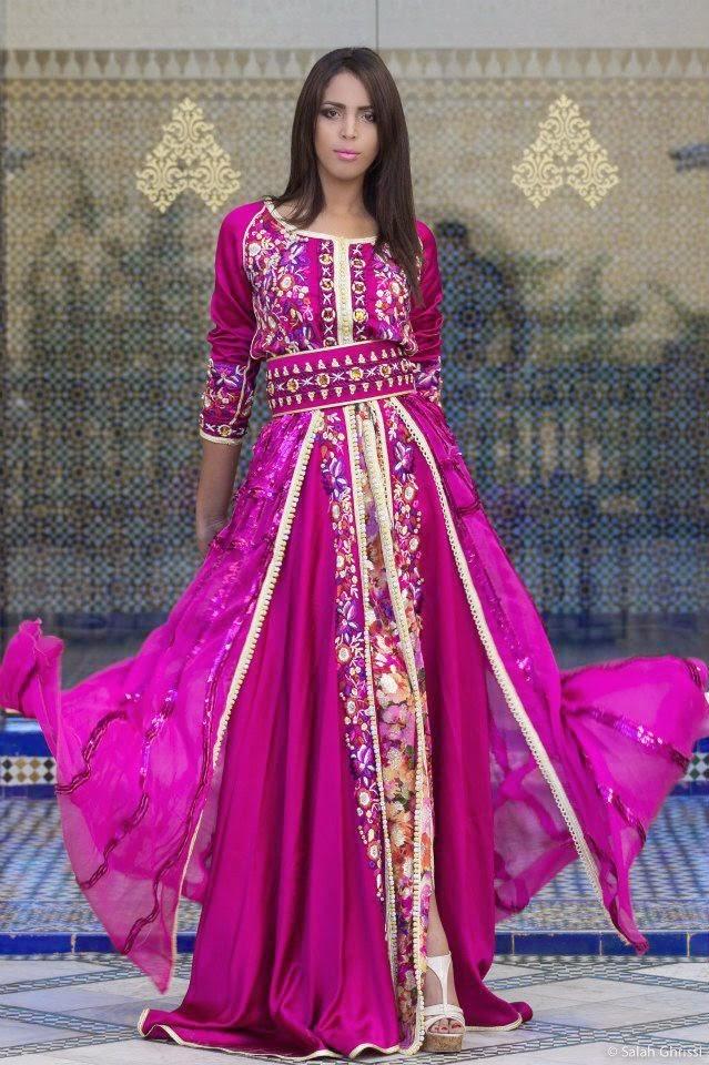 Caftan 2015 - Caftan Marocain Pas Cher