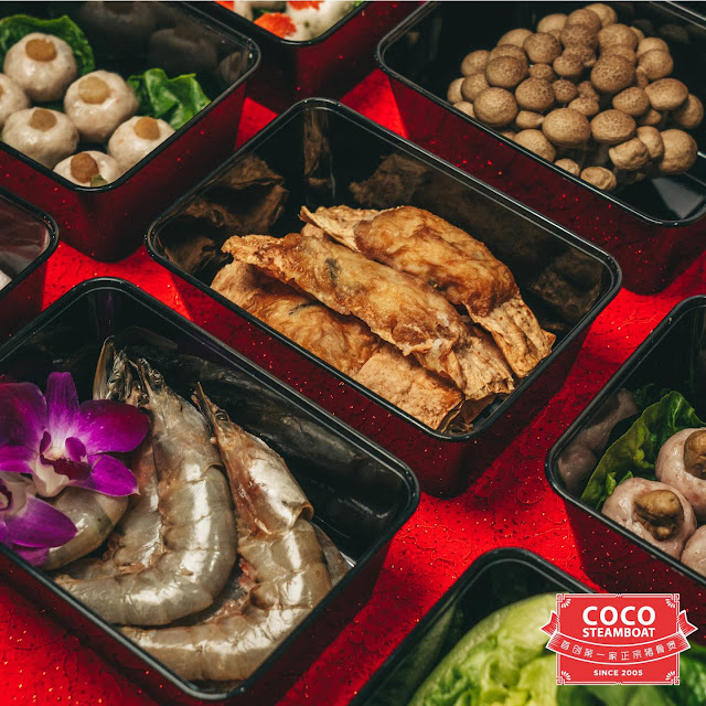 THIS CHINESE NEW YEAR 2021 CELEBRATE AN ABUNDANCE OF LUCK & PROSPERITY WITH COCO STEAMBOAT