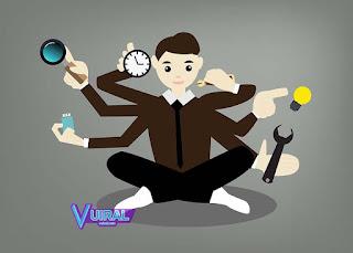 Cara Meningkatkan Daya Ingat Otak Dan Konsentrasi Dengan Membatasi Multitasking
