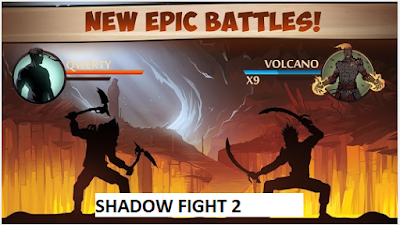 shadow fight 2 latest android game