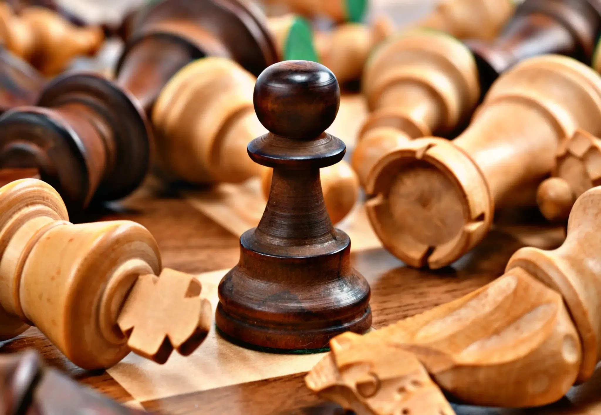 Life of Pawn in Chess an Inspirational Lesson