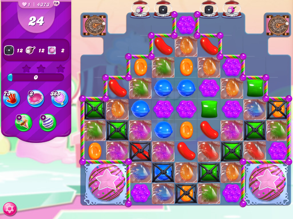 Candy Crush Saga level 4373