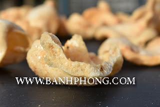 Bánh phồng cá Linh đặc sản Tịnh Biên- An Giang