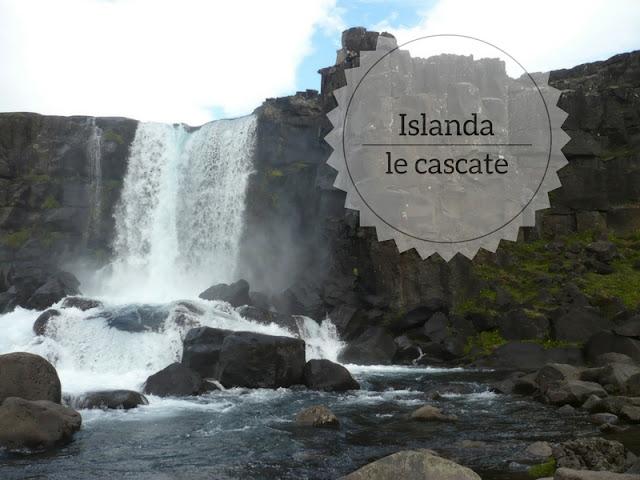 Le cascate più belle in Islanda. Cascata Öxaráfoss