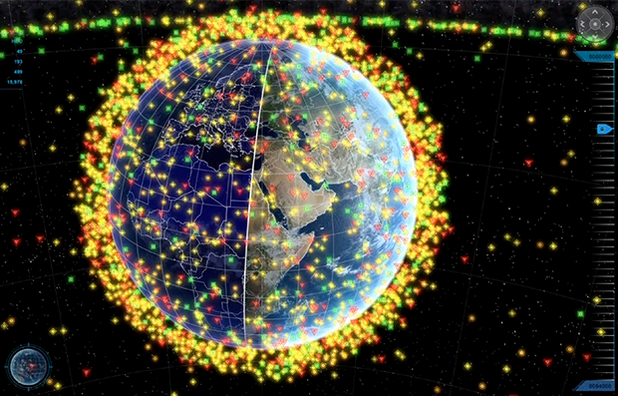 sampah ruang angkasa