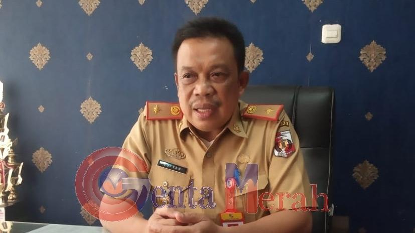 Sekda Lampura Berjanji Juli Beras Bantuan Covid Tahap II Didistribusikan