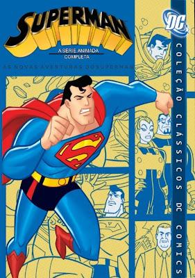 Superman%2B %2BA%2BS%25C3%25A9rie%2BAnimada%2B %2BCompleta Download Superman: A Série Animada   Completa   DVDRip Dual Áudio Download Filmes Grátis