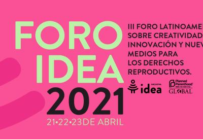 III FORO LATINOAMERICANO 'IDEA'