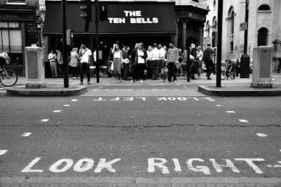 ¿Sabías que... conducir izquierda? (Foto: Julien Mousset)