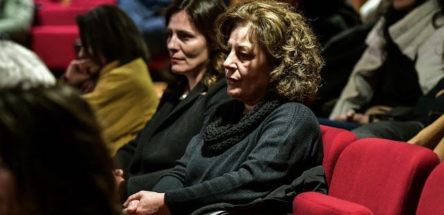 Μπέττυ Μπαζιάνα στην «Α» / Δικαιοσύνη και αξιοπρέπεια