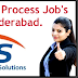 Obtenir Solution requirement Non voice process jobs at hyderabad