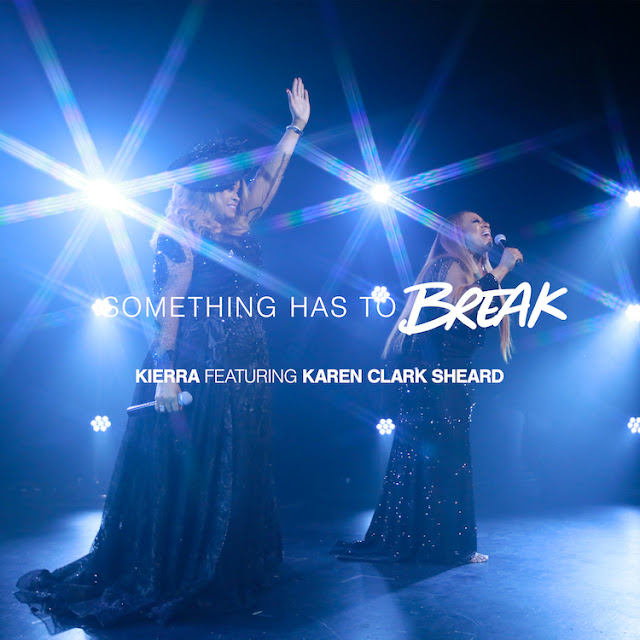 Audio: Kierra Sheard – Something Has To Break (Ft. Karen Clark Sheard)