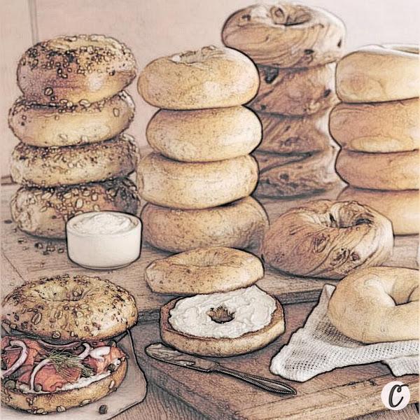 Bagels 🥯