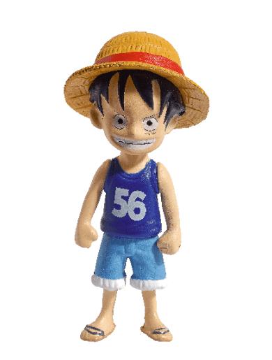 Monkey.D. Luffy coleccion oficial de figuras de one piece