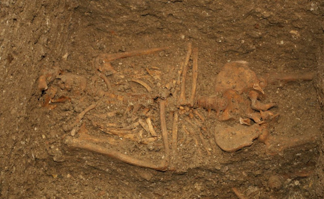 Grave of second king of Hungary found