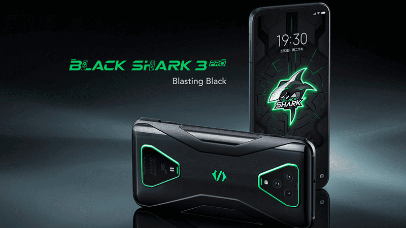 Black Shark 3 and Black Shark 3 Pro with 5G priced in the Philippines, starts at PHP 29,995