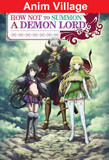 How Not to Summon a Demon Lord 720p