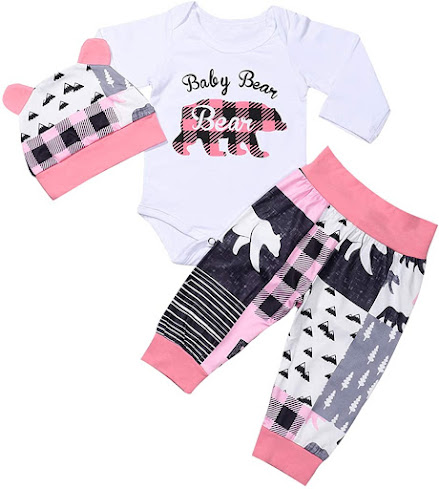 Cute Baby Girl Winter Clothes