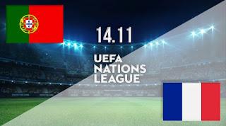 موعد مباراة البرتغال ضد فرنسا والقنوات الناقلة في قمة دور المجموعات من دوري الأمم الأوروبية