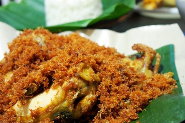 Resep Ayam Goreng Kremes Kriuk Renyah Favorit Keluarga