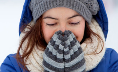 Why Expose Your Hands To The Cold?
